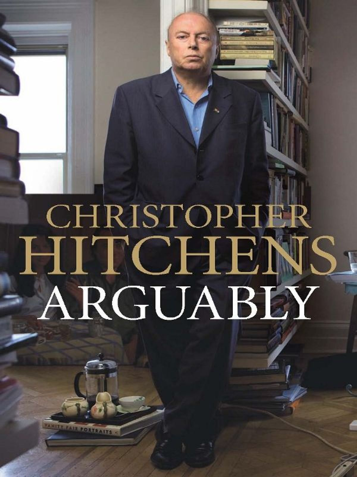 arguably essays christopher hitchens wikipedia