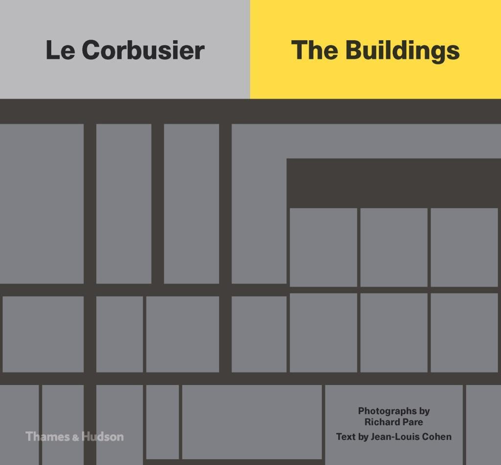 Le CorbusierThe Buildings