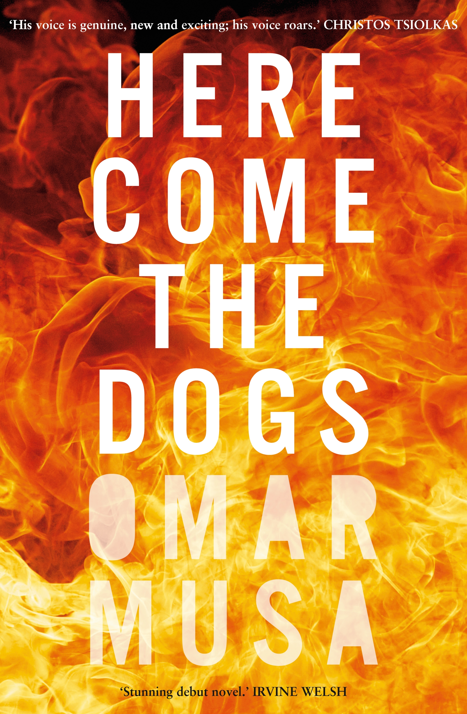 Cover Art for Here Come the Dogs, ISBN: 9780670077090