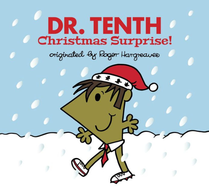 Dr. Tenth: Christmas Surprise! by Adam Hargreaves, ISBN: 9781524786236