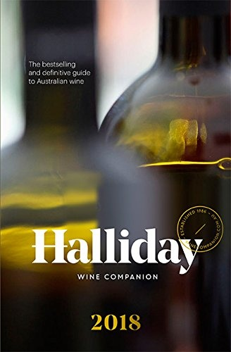 Halliday Wine Companion 2018 by James Halliday, ISBN: 9781743792933