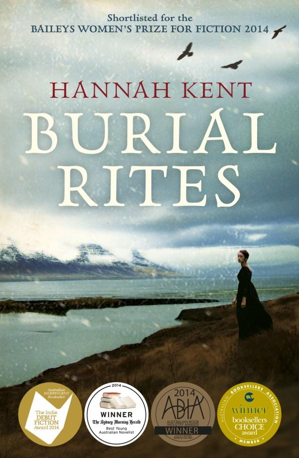 Cover Art for Burial Rites, ISBN: 9781743534243