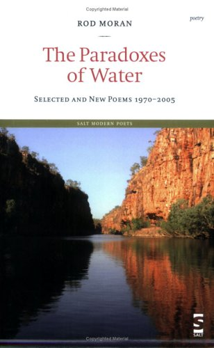 The Paradoxes of Water by Rod Moran, ISBN: 9781844711086