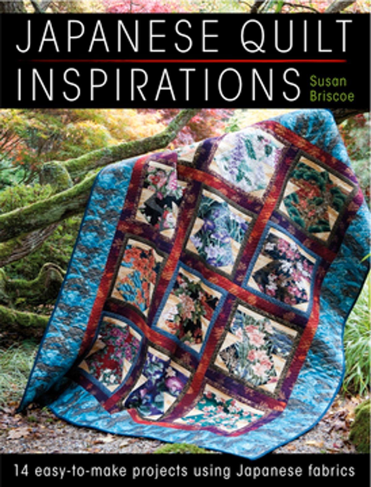 Japanese Quilt Inspirations by Susan Briscoe, ISBN: 9781446354193