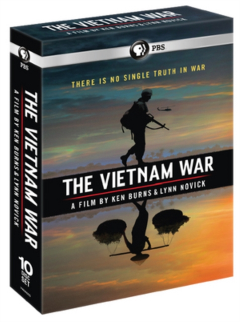 The Vietnam War: A Film by Ken Burns & Lynn Novick - The Complete 18hrs 10 DVD Boxset by Unbranded, ISBN: 5055334923599