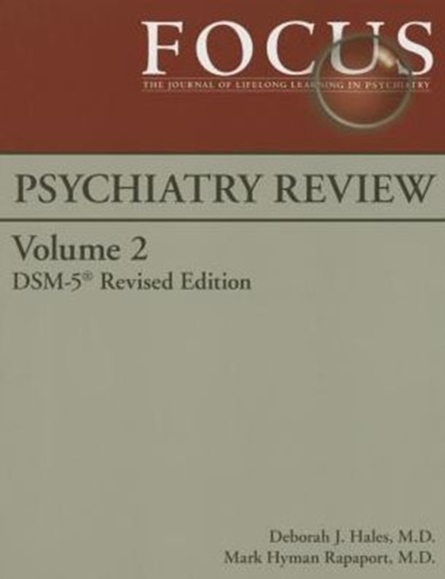Focus Psychiatry Review: DSM-5