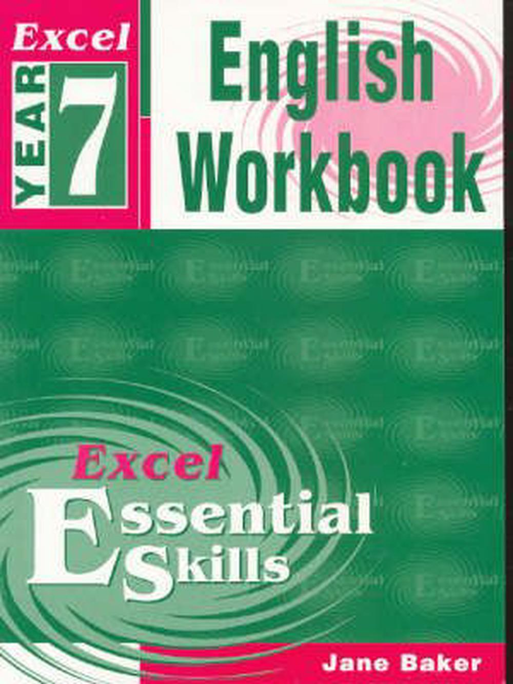 Excel Year 7 English Workbook