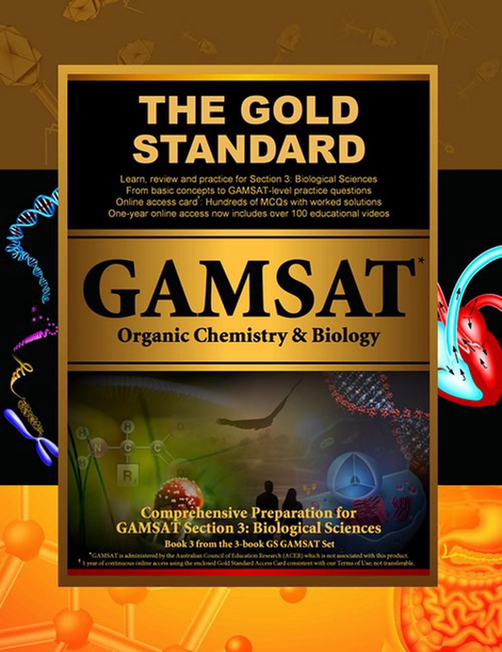 Booko: Comparing prices for Gold Standard GAMSAT Organic