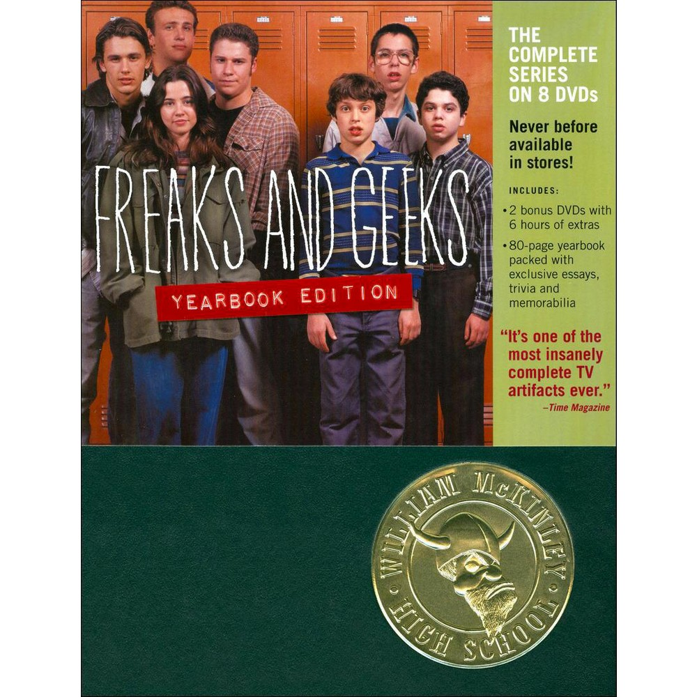 Freaks and Geeks: The Complete Series (Yearbook Edition)