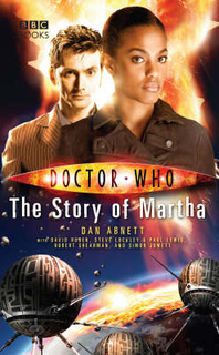 Doctor Who: The Story of Martha by Dan Abnett, ISBN: 9781846075612