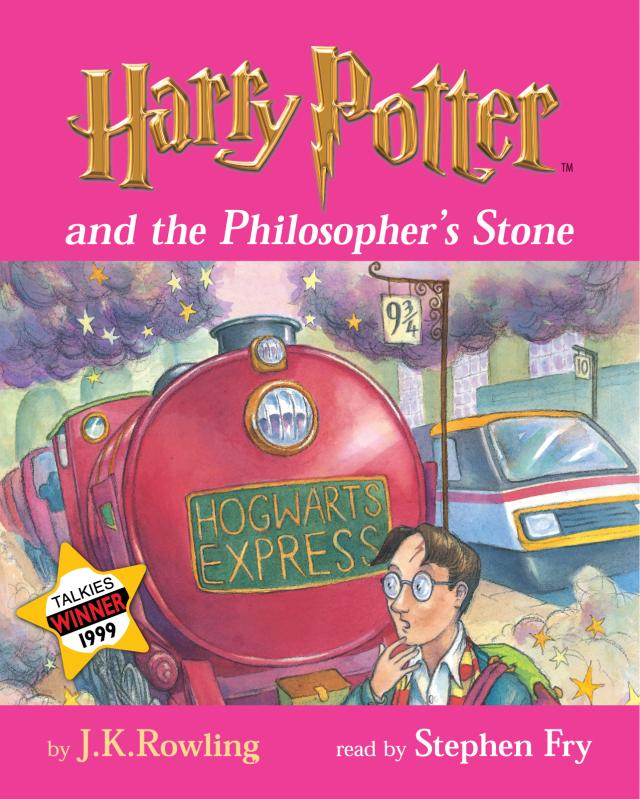 Harry Potter and the Philosopher's Stone: CD Travel Bag