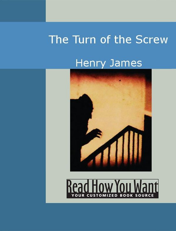 the turn of the screw by