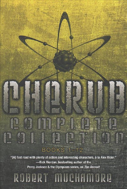 Cherub Complete Collection Books 1-12The Recruit; The Dealer; Maximum Security; The ...