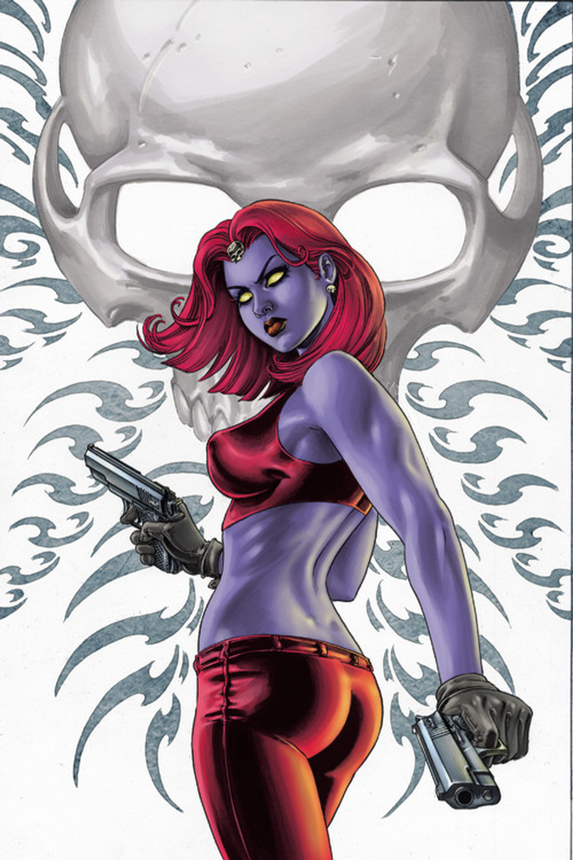 Mystique Ultimate Collection