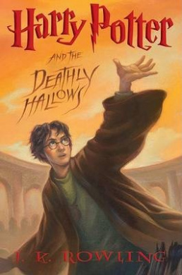 Harry Potter and the Deathly Hallows - Library Edition