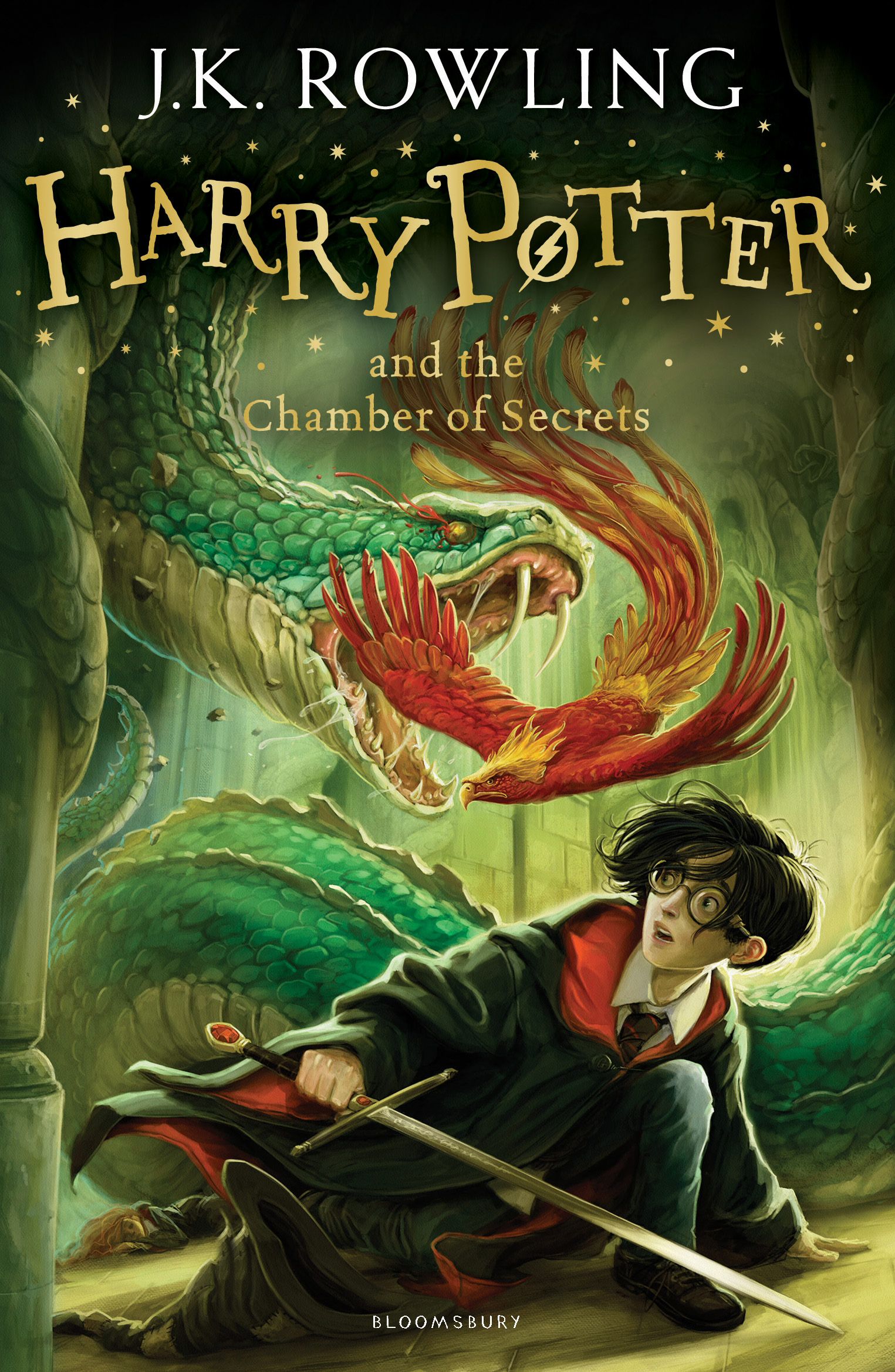 Harry Potter and the Chamber of Secrets by J.K. Rowling, ISBN: 9781408855904