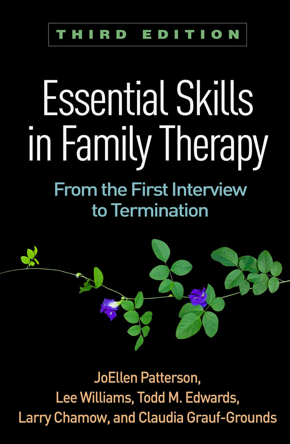 Essential Skills in Family Therapy, Third Edition: From the First Interview to Termination by JoEllen Patterson, ISBN: 9781462533435