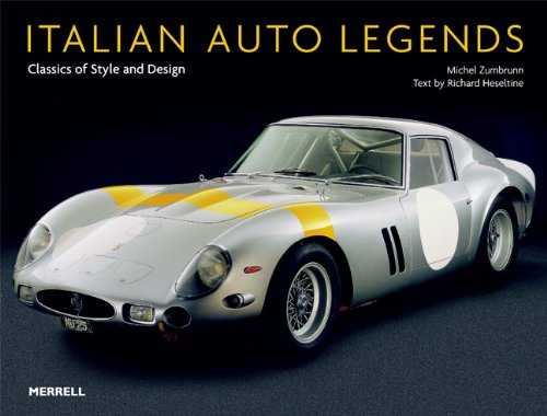 Italian Auto Legends