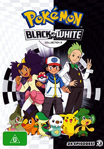 Pokemon - Black & White : Season 14 : Collection 2