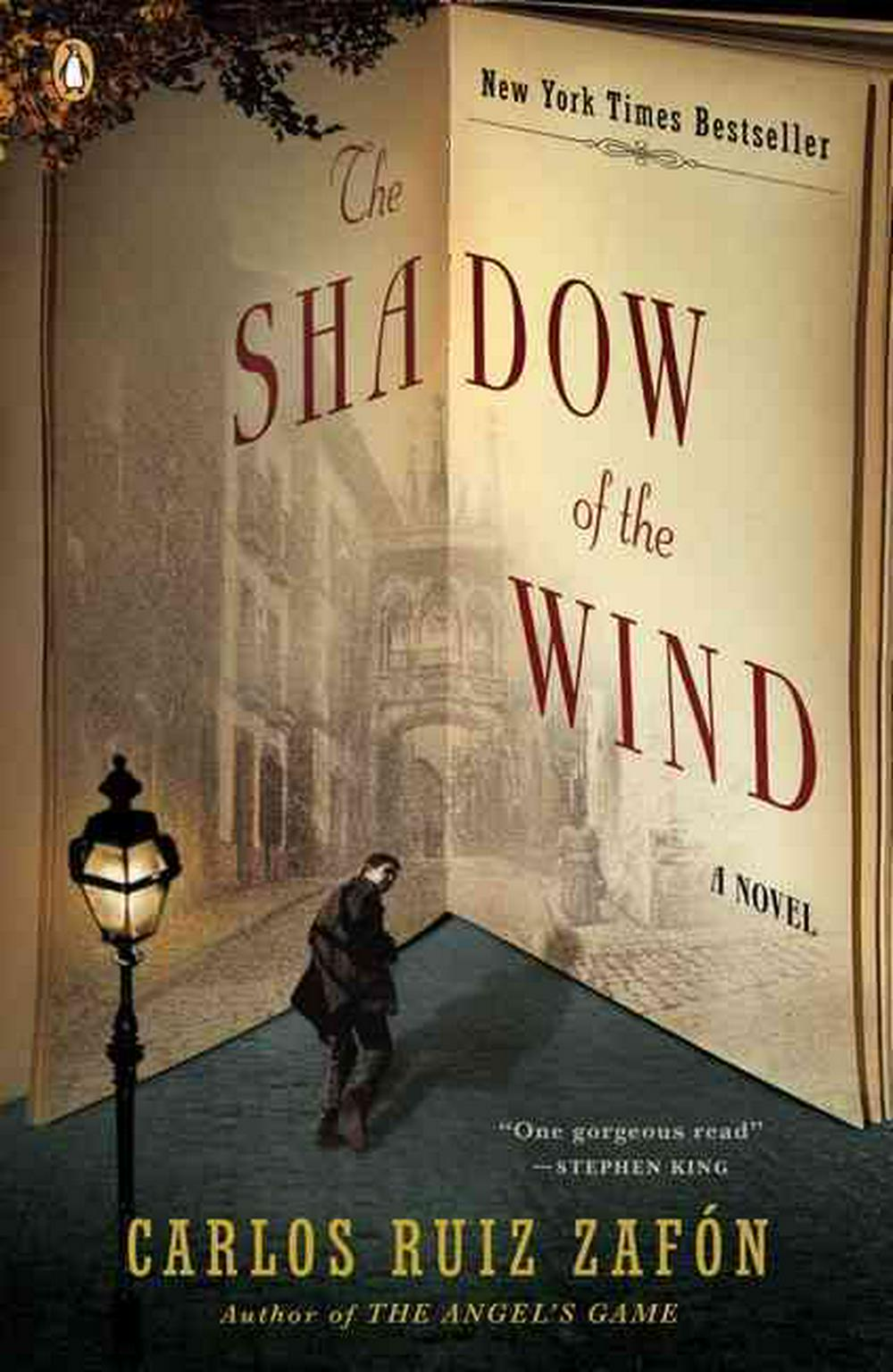 Shadow of the Wind by Carlos Ruiz Zafon, ISBN: 9780143034902