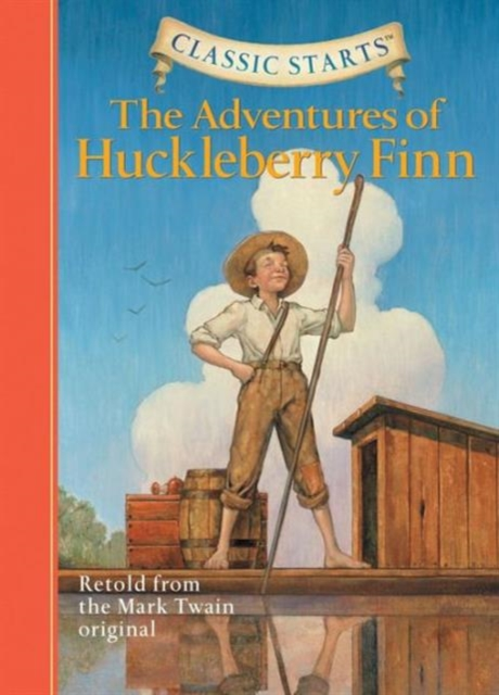 the racial issue of a young boy in huckleberry finn by mark twain Mark twain's adventures of huckleberry finn was first published in 1884 at a time when slavery had been abolished for about 20 years racism was still heavily present, especially in the south.