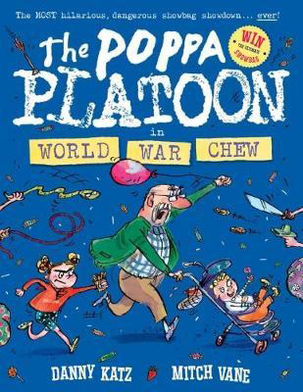 Poppa Platoon in World War ChewPoppa Platoon