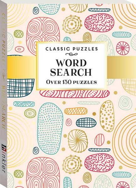 Classic Puzzles  Wordsearch ZentangleWord Search 2 Zentangle (pack 3)
