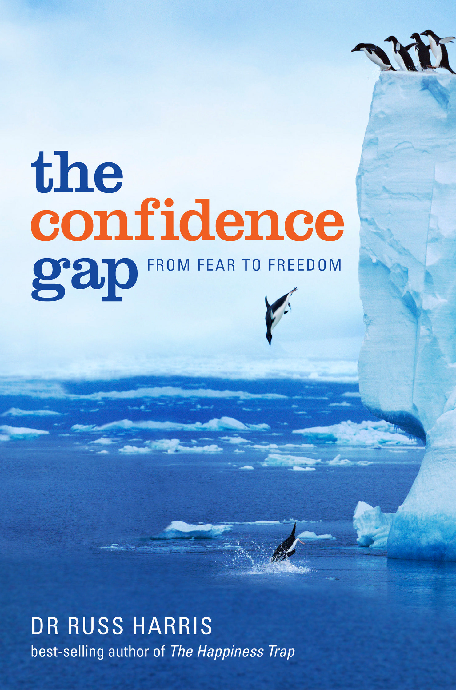 The Confidence Gap by Dr. Russ Harris, ISBN: 9781921518966