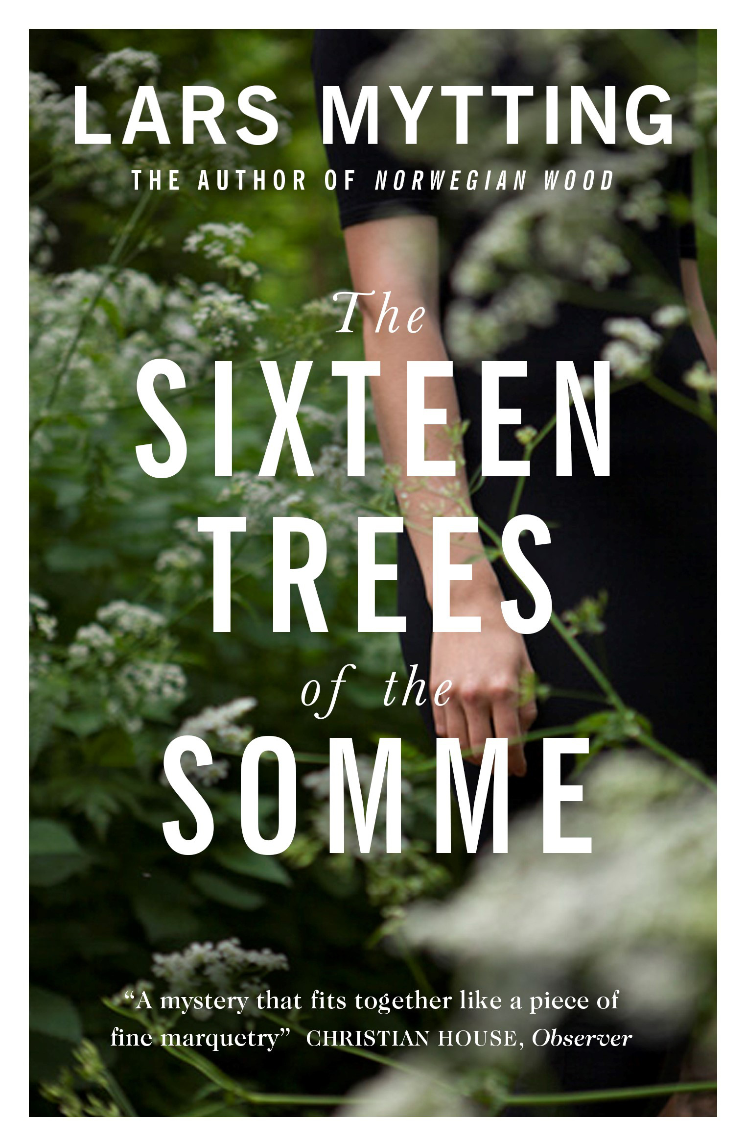 The Sixteen Trees of the Somme by Lars Mytting, ISBN: 9780857056061