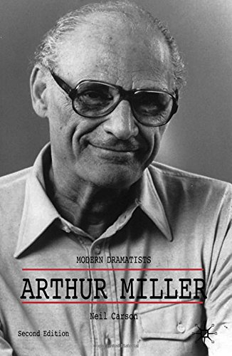 an analysis of life and works of arthur miller Works | arthur miller foundation | links | representation: a life (novella and stories) the theater essays of arthur miller (robert martin.
