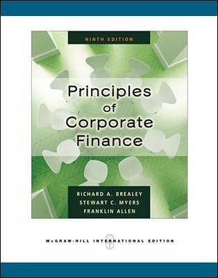 solutions to chapter 26 leasing brealey myers Chapter 26 leasing answers to practice questions 8 the present value of the costs and the present value of the lease payments are shown in the following table.
