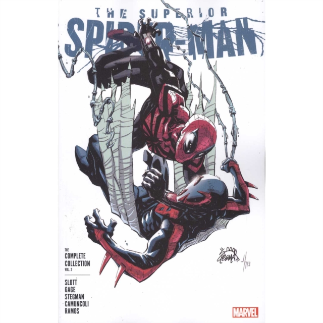 Superior Spider-Man: The Complete Collection Vol. 2 by Marvel Comics, ISBN: 9781302911836