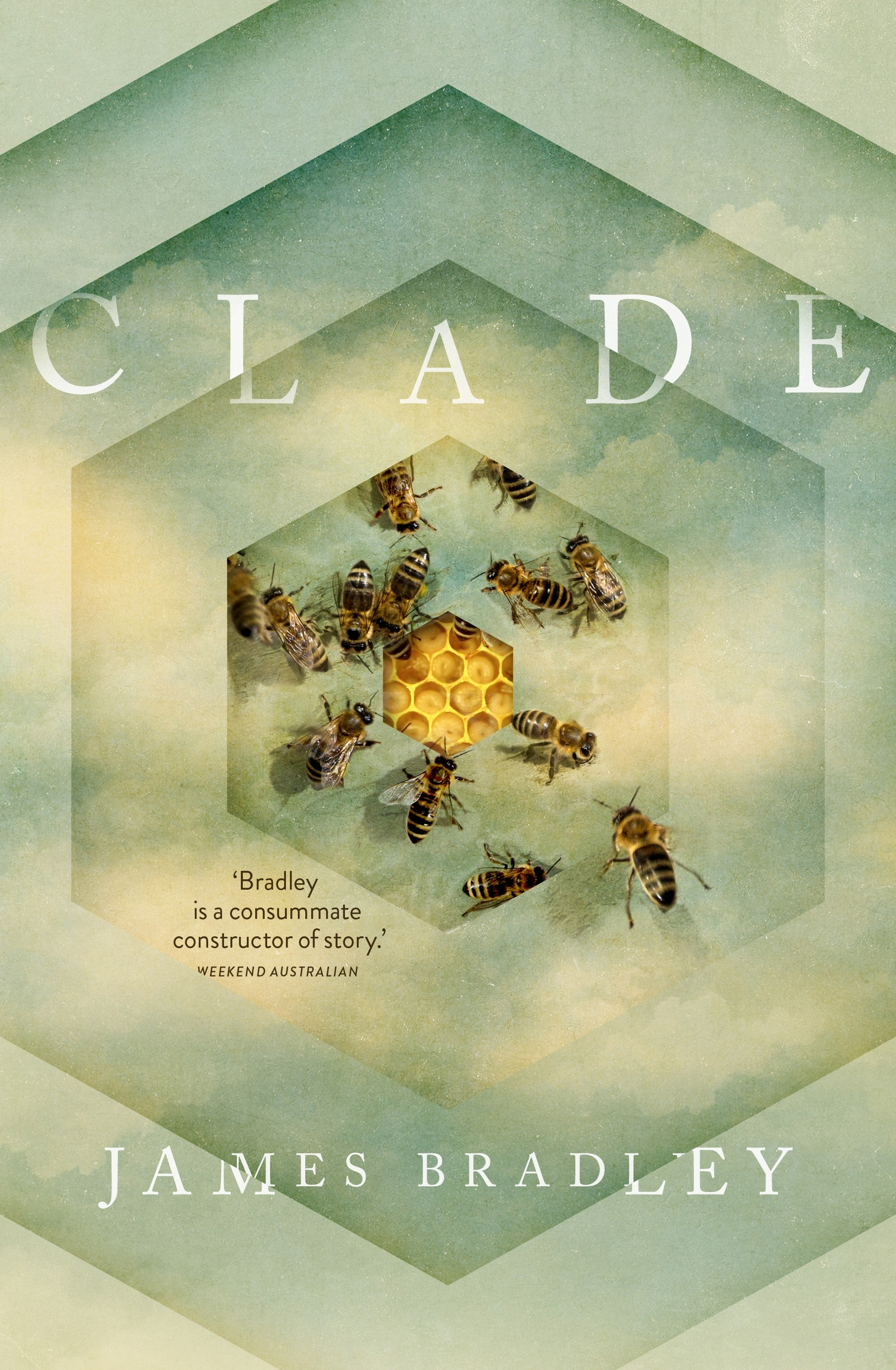 Cover Art for Clade, ISBN: 9781926428659