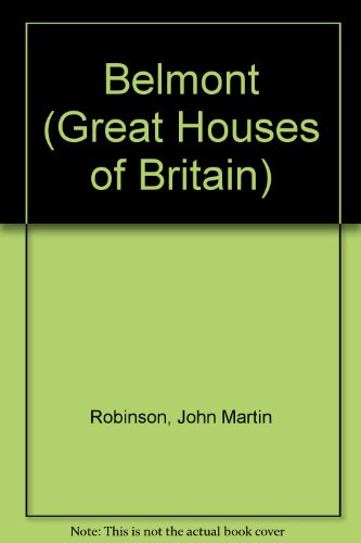Belmont (Great Houses of Britain)
