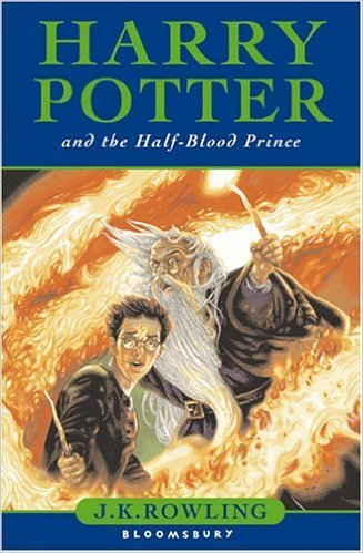 Harry Potter and the Half-Blood Prince by J.K. Rowling, ISBN: 9780747584681