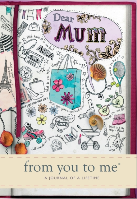 Dear Mum, from You to Me (sketch) by Neil Coxon, ISBN: 9781907048449