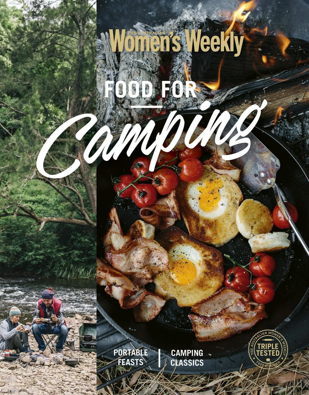 Food for Camping by The Australian Women's Weekly, ISBN: 9781925694680