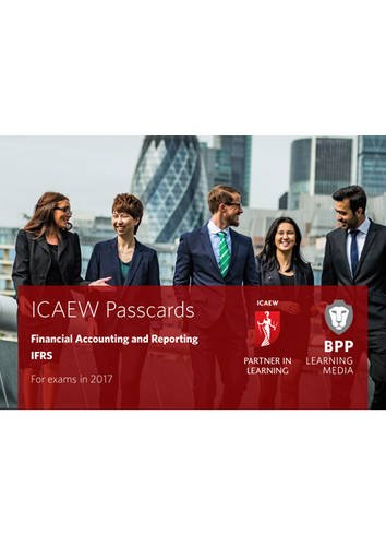 ICAEW Financial Accounting and Reporting IFRSPasscards