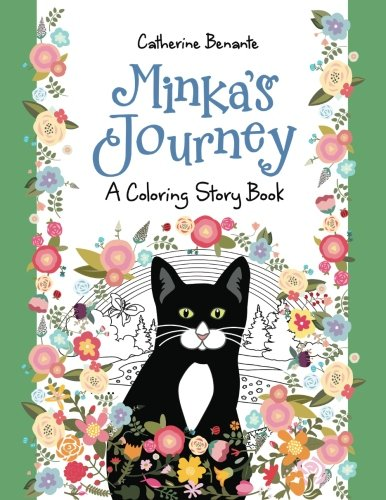 Minka's JourneyA Coloring Story Book
