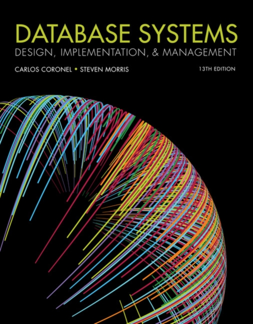 Database SystemsDesign, Implementation, & Management
