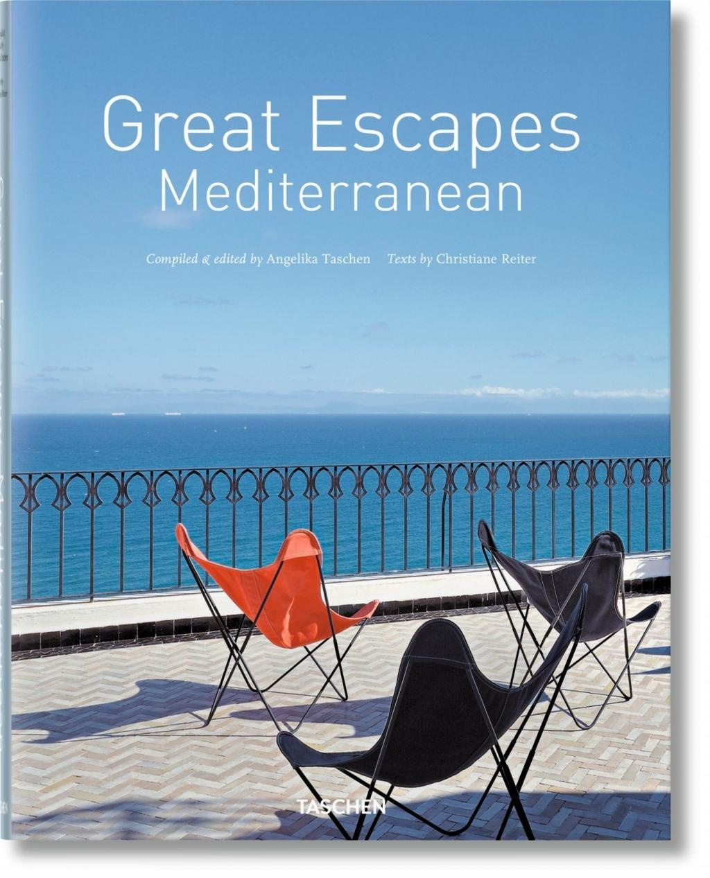 Great Escapes Mediterranean: Revised Edition