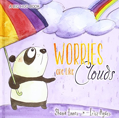 Worries Ae Like Clouds - Big Hug Book