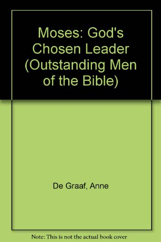 a brief analysis of moses of a chosen leader Who was moses—the biblical moses who was the man chosen to meet biblical archaeology review is the world leader in making biblical archaeology society.