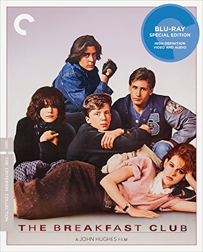The Breakfast Club (The Criterion Collection) [Blu-ray] by Unknown, ISBN: 0715515207010