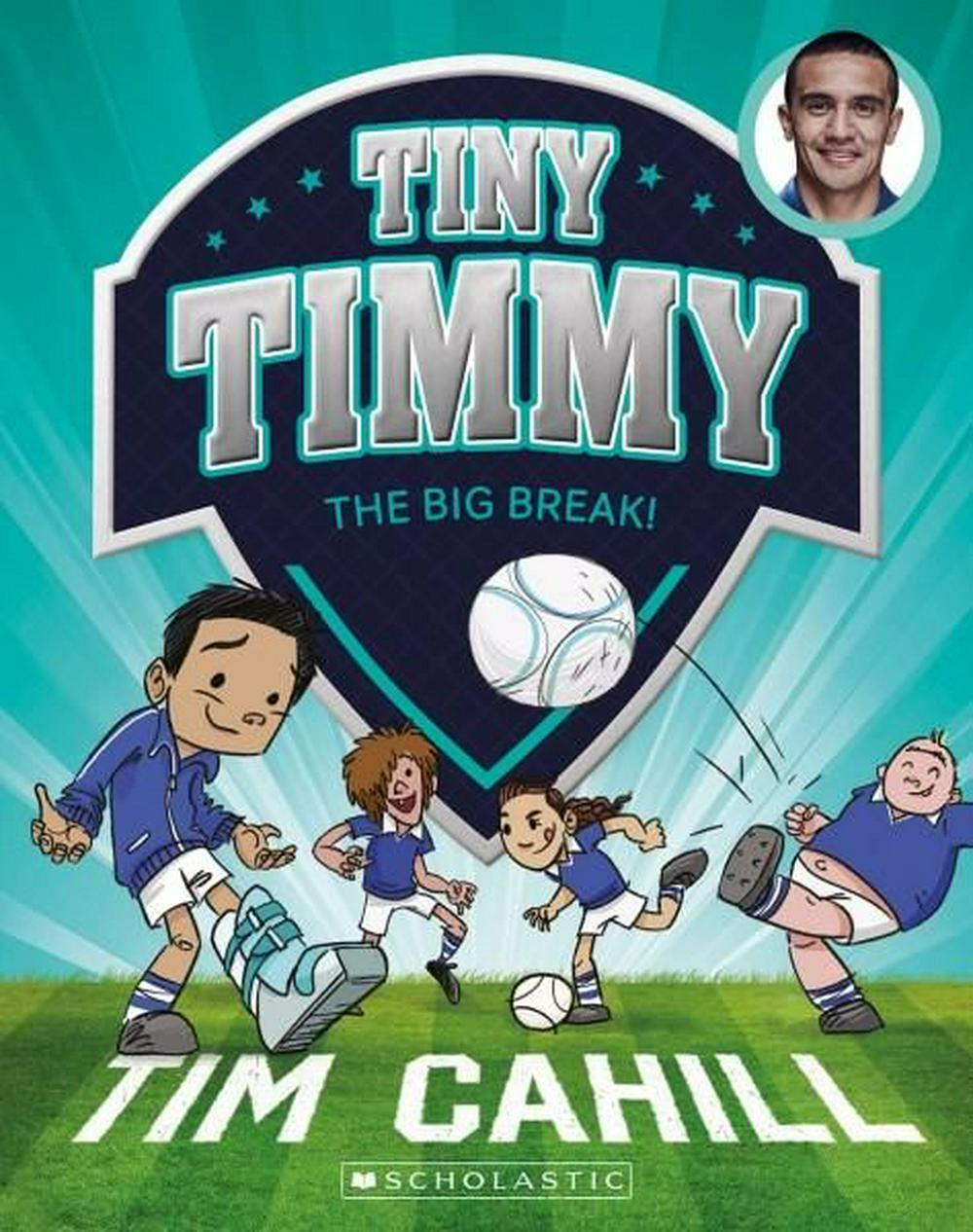 Tiny Timmy #6Big Break