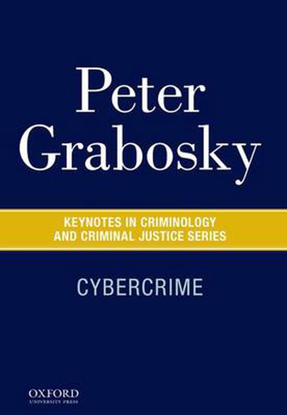 CybercrimeKeynotes Criminology Criminal Justice