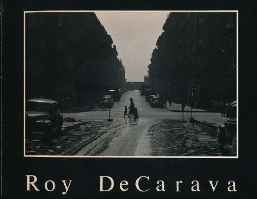 Roy DeCarava, photographs