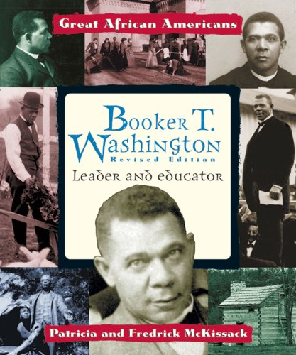 a biography of booker t washington an american author and educator Booker t washington: the making of a black leader, 1856-1901, was awarded a bancroft prize and booker t washington: the wizard of tuskegee, 1901-1915, received the pulitzer and bancroft prizes, as well as the beveridge award from the american historical association.