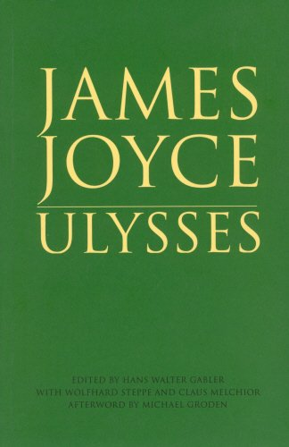 Ulysses the Corrected Text