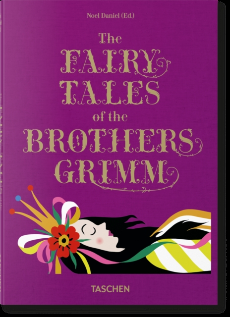 The Fairy Tales of the Brothers Grimm by Taschen Publishing, ISBN: 9783836548342